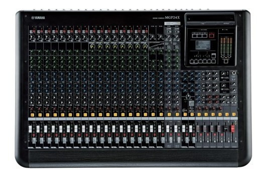 Mesa De Som 24 Canais Mgp24x Yamaha Semi-digital Nf