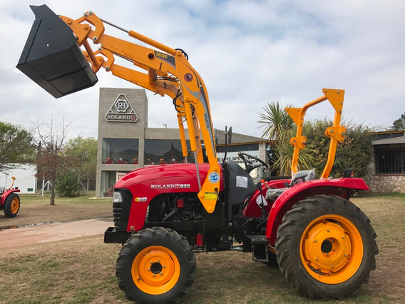 Tractor Roland H025 4w + Pala Frontal H180f