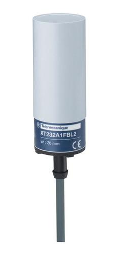 Sensor Capacitivo 32mm Sn=20mm; Telemecanique; Xt232a1fal2