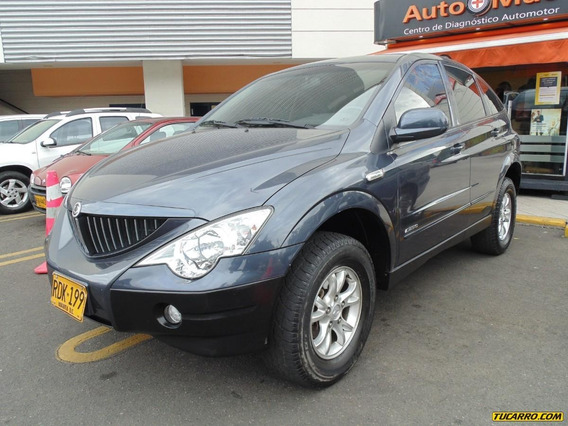 Ssangyong Actyon G23d 2.3 At