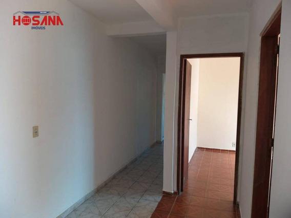 Casa Com 3 Dormitórios Para Alugar, 100 M² Por R$ 1.400,00/mês - Vera Tereza - Caieiras/sp - Ca0721