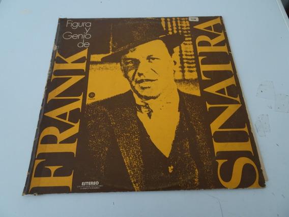 Frank Sinatra - Figura Y Genio - Vinilo Argentino
