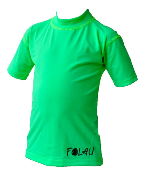 Remera Proteccion Solar Uv50 (certificadas)folau® Youth Full