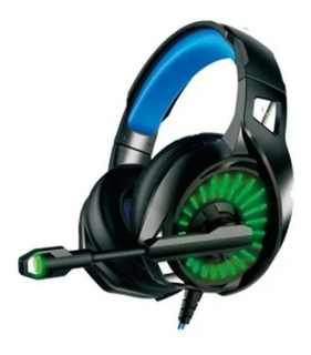 Auricular Gamer Iluminado Gtc Hsg- 603 Play To Win Pc Ps4