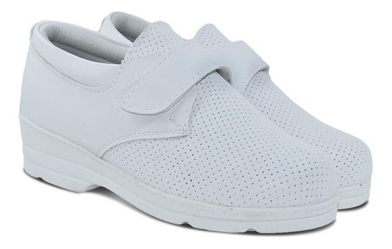 Zapato Ortopédico Cómodos Enfermera Mujer Dra Vidal 3036