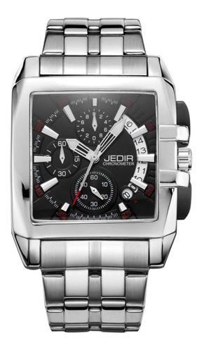 Relógio Megir Modelo 2018 - Quadrado Social - Peso 177g