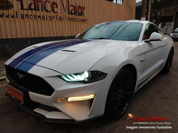 Ford Mustang Gt 5.0 V8 Aut 2018