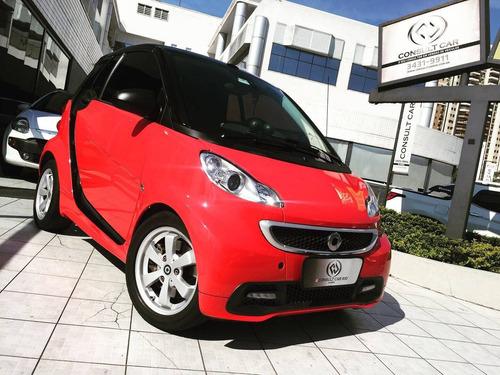 Imagem 1 de 10 de Smart Fortwo 1.0 Cabrio Turbo 12v Gasolina 2p Automático