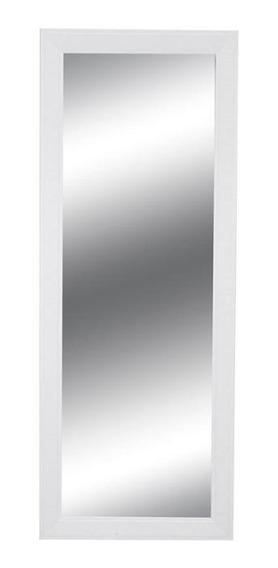 Espelho Étnico 130x50cm Branco