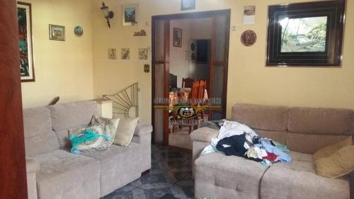 Imagem 1 de 10 de Sobrado Com 2 Dormitórios À Venda, 160 M² Por R$ 600.000,00 - Vila Formosa - São Paulo/sp - So1304