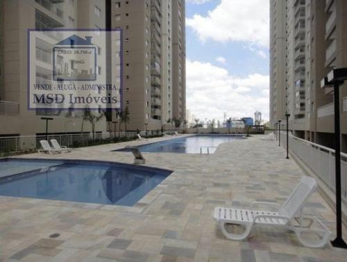 Apartamento A Venda No Bairro Vila Progresso Em Guarulhos - - 3078-1