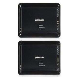 Polk Audio Pad2000.2 Amplificador De Audio Para Autos De Cl