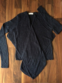 Cardigan Lã Feminino Hollister M Importado Original Promoção