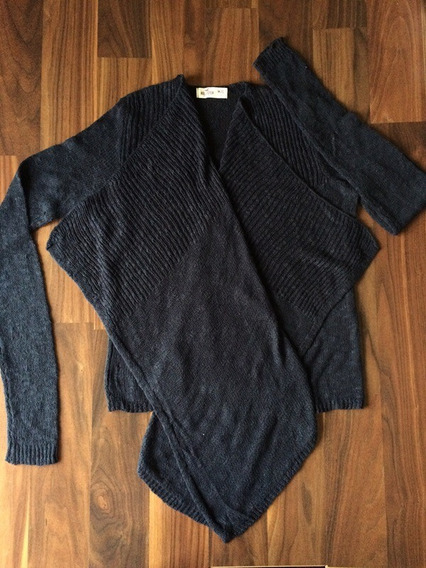 Cardigan Lã Feminino Hollister M Original Promoção Importado