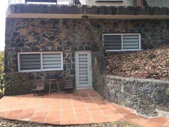 Preciosa Casita En El Bosque A 10 Min De Cuernavaca
