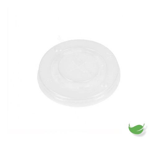Imagen 1 de 6 de Tapa Desechable Vaso Para Bebidas Frías 16/22oz. /1000 Pzas.