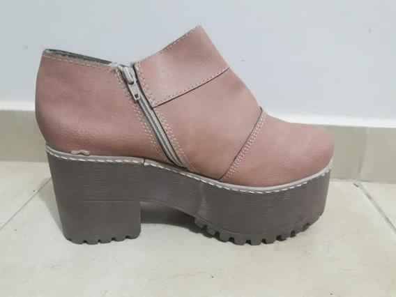Zapatos Color Suela Sin Uso
