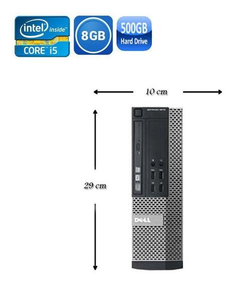 Pc Dell Sff 7010 I5 3° Geração 8gb Hd500gb + Wi-fi - Vitrine