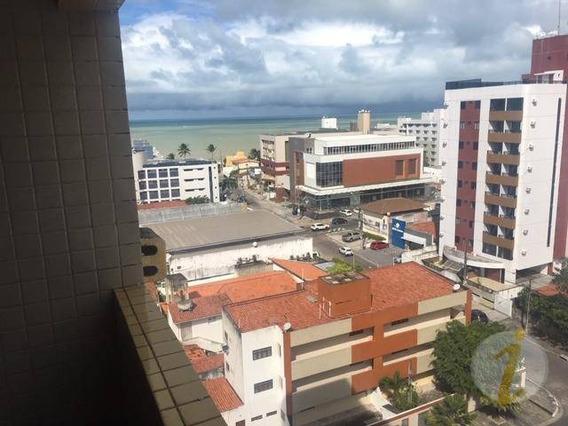 Apartamento Com 2 Dormitórios À Venda, 54 M² Por R$ 280.000 - Manaíra - João Pessoa/pb - Ap6746