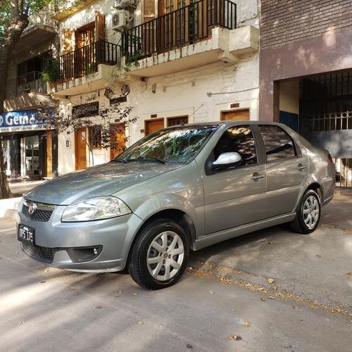 Fiat Siena El Pack Attractive 2015 Gnc 5ta Impecable Permuto