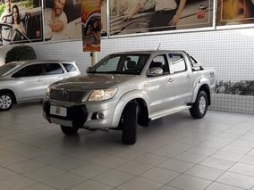 Toyota Hilux 2.7 Sr 4x2 Cd 16v Flex 4p Automático