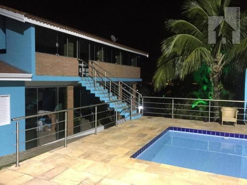 Chácara Com 3 Dormitórios, 03 Suites, À Venda, 1996 M² - Cafezal Vi - Itupeva/sp - Ch0119