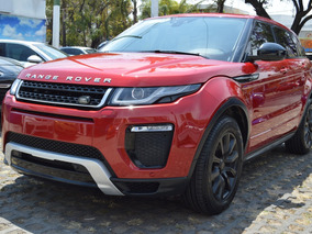Land Rover Evoque 2018 Se Dynamic Rojo