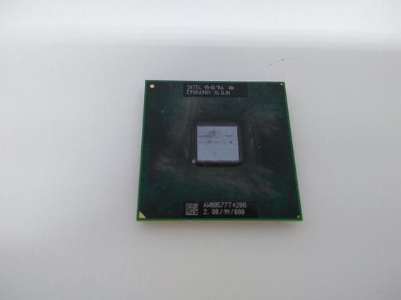 Processador Note Intel Pentium Dual Core T4200