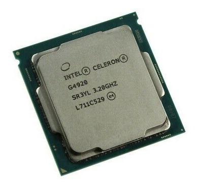 Processador Intel Celeron G4920 Lga1151 3.2ghz 8° Geracao