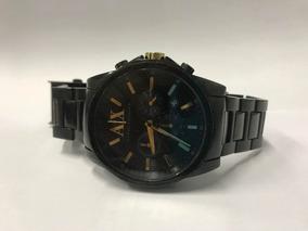 Relógio Armani Exchange Ax2094 Preto Masculino