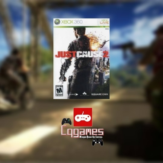 Just Cause 2 Xbox 360 Digital