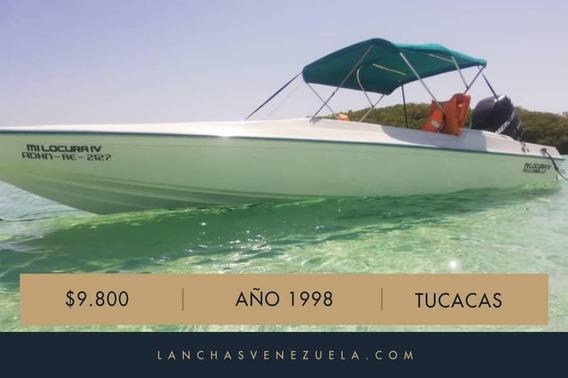 Lancha Santos 21 Lv835