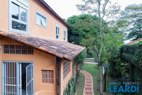 Imagem 1 de 15 de Casa Assobradada - Vila Madalena  - Sp - 633537