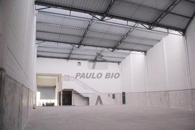 Galpao Industrial - Vila Conceicao - Ref: 4048 - L-4048