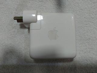 Cargador Adaptador Usb-c 61w Mac Book Pro Mod. A1718 Apple