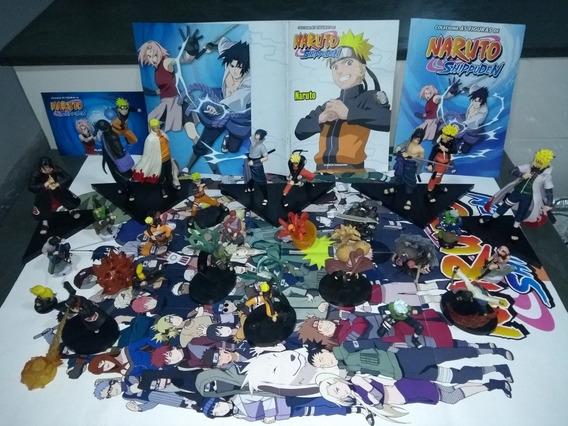 Coleção De Figuras De Ação Do Naruto Shippuden (pergunte)