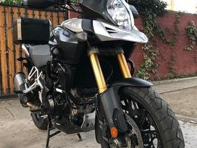 Vendo Impecable Como Nueva, Suzuki Vstrom Dl1000 Abs