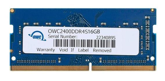 Memoria Ram Owc Ddr4 2400mhz 16gb iMac 2017 - Irbit