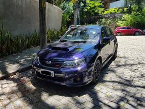 Subaru Impreza 2.5 Wrx 2011 Blindado