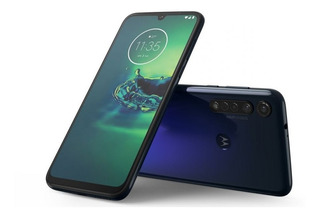 Smartphone Motorola G8 Plus 64gb Original - Black Friday