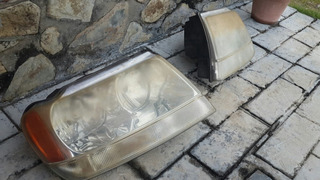 Faros Jeep Grand Cherokee Wj 1999-2005