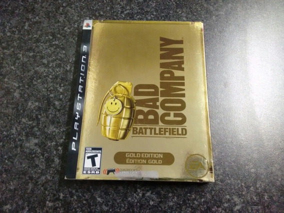 Battlefield Bad Company Gold Edition Ps3