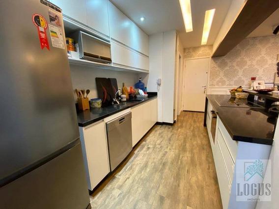 Apartamento À Venda, 116 M² Por R$ 850.000 - Vila Baeta Neves - São Bernardo Do Campo/sp - Ap0577