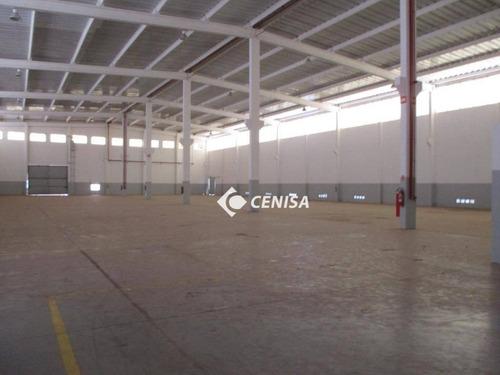 Imagem 1 de 28 de Galpão Para Alugar, 3289 M² - Comercial Vitória Martini - Indaiatuba/sp - Ga0102