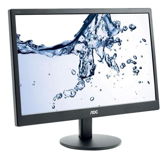 Monitor Led Aoc 18.5 Widescreen E970swnl