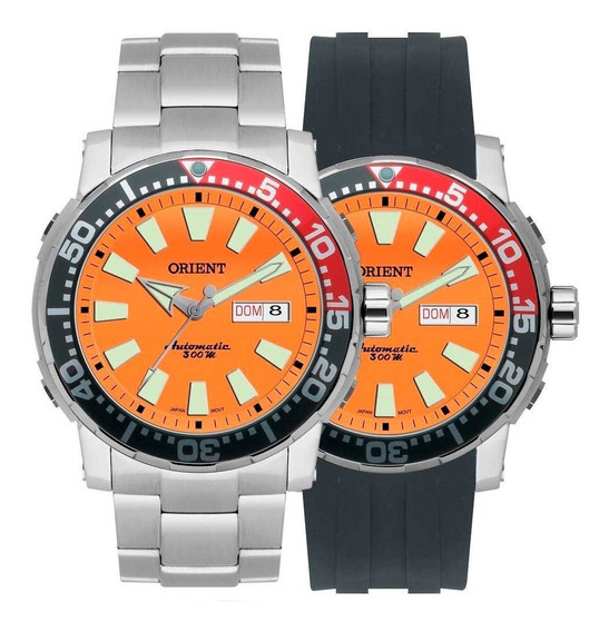 Relógio Orient Masculino Automático Diver 469ss039 O1sx *poseidon
