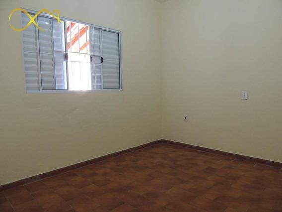 Casa Para Alugar, 90 M² - Nova Paulínia - Paulínia/sp - Ca1790