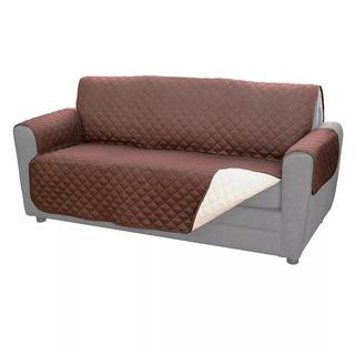 Cubre Sillon O Sofa 3 Plaza ( Reversible)