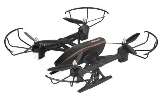 Drone Com Camera 720p Hd Q373e Wltoys Fpv Ao Vivo