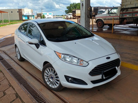 New Fiesta 2014 Sedan Powershift 1.6 - Flex
